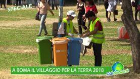 IL VILLAGGIO PER LA TERRA – ROMA 2018