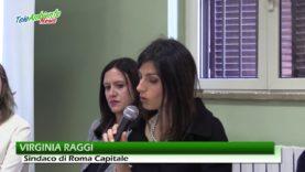 SCHOLÈ, ROMA. RAGGI INAUGURA UN CENTRO D'ASCOLTO PER ADOLESCENTI (VIDEO)