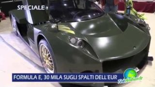SPECIALE – FORMULA E, 30 MILA SUGLI SPALTI DELL'EUR