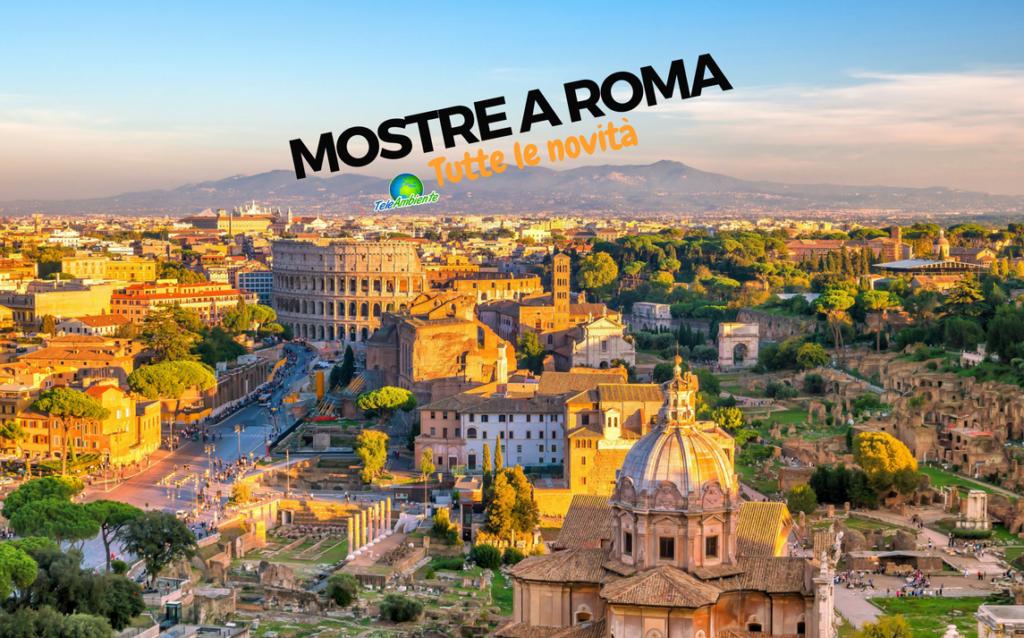 MOSTRE ROMA, TUTTI GLI APPUNTAMENTI DA NON PERDERE.  VILLE DI ROMA APERTE AL PUBBLICO FINO AL 31 MAGGIO