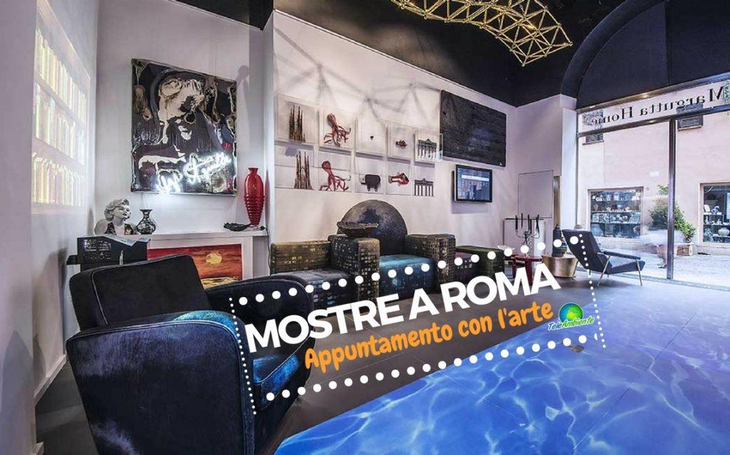 MOSTRE ROMA, ECCO LE NOVITA' NELLA CAPITALE. MUSEI GRATIS DOMENICA 6 MAGGIO