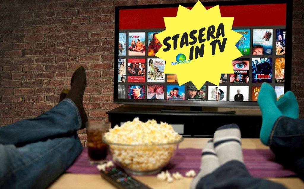 STASERA IN TV, PROGRAMMI DI OGGI DOMENICA 24 GIUGNO 2018. RAI, MEDIASET, LA7, TV8, NOVE E LE ALTRE