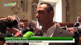 CAPITALE BLINDATA PER ROMA-LIVERPOOL. TIFOSERIE IN CAMPIDOGLIO PER SOLIDARIETA' A SEAN COX