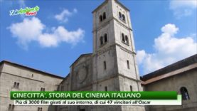 CINECITTÀ ROMA, LA HOLLYWOOD SUL TEVERE