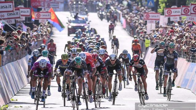 Giro d'Italia 2017 – 100a edizione –  Tappa 13 – da Reggio Emili