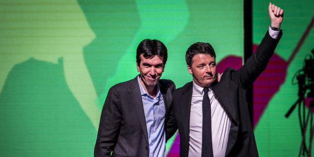 Matteo Renzi apre la Kermesse Lingotto '17