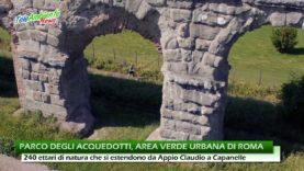 PARCO DEGLI ACQUEDOTTI, ROMA. TRA NATURA E STORIA