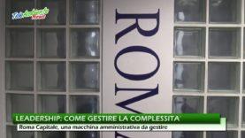 RICOSTRUIAMO ROMA, COME GESTIRE LA COMPLESSITA'