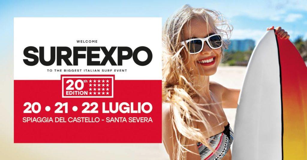 ITALIA SURF EXPO, SANTA SEVERA. 3 GIORNI NO-STOP DI DIVERTIMENTO