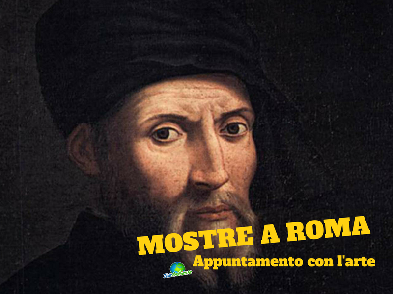 MOSTRE A ROMA, APPUNTAMENTO CON L'ARTE