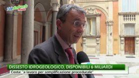 DISSESTO IDROGEOLOGICO, DISPONIBILI SEI MILIARDI