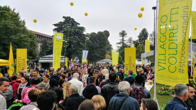 Villaggio Coldiretti a Milano