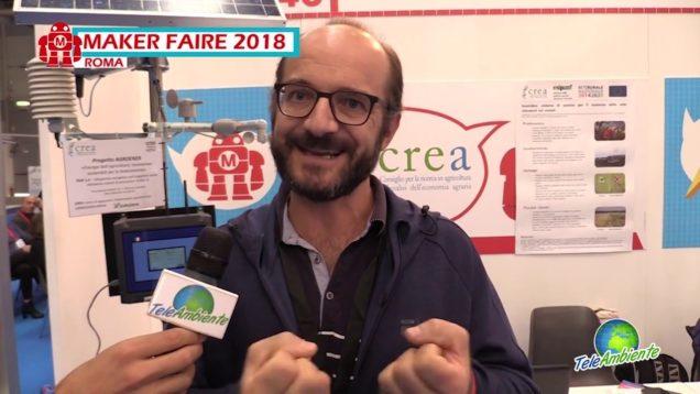 MAKER FAIRE ROMA 2018, LA FIERA DEGLI ARTIGIANI HI-TECH – Interviste