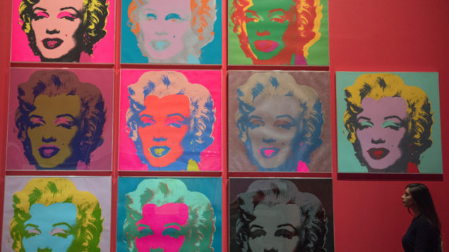 The British Museum Previews The American Dream: Pop To Present Exhibition