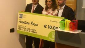 Premiazione Valentina Rocco
