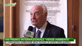 L'AMBIENTE DEVE TORNARE AL CENTRO DELLA POLITICA