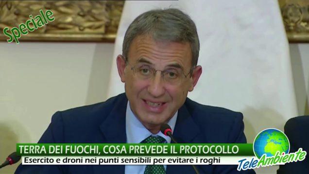 TERRA DEI FUOCHI, COSA PREVEDE IL PROTOCOLLO