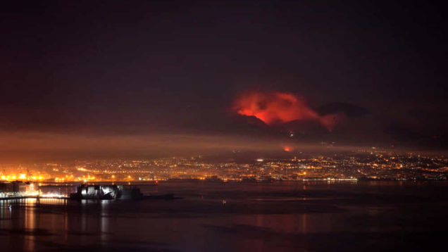 vesuvio di notte-incendio-2