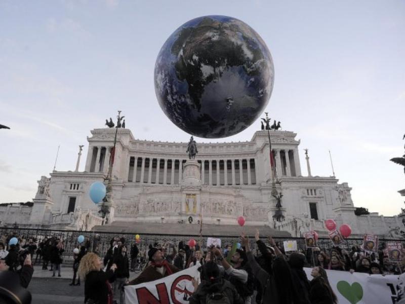 CLIMA, L'ITALIA SI CANDIDA AD OSPITARE COP26 NEL 2020