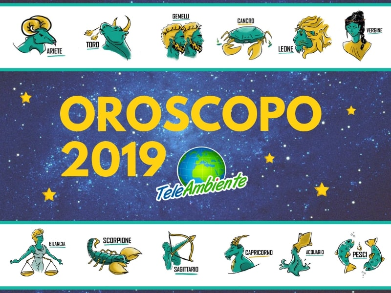 Oroscopo 2019 I Segni Piu Fortunati Di Quest Anno