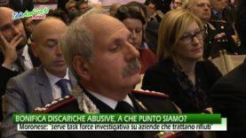 BONIFICA DELLE DISCARICHE ABUSIVE SOTTO PROCEDURA D'INFRAZIONE, A CHE PUNTO SIAMO?