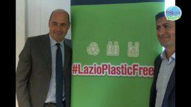 PLASTIC FREE,  ROMA CAPITALE E REGIONE LAZIO DICHIRANO GUERRA ALLA PLASTICA