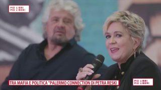 "BEPPE GRILLO E PETRA RESKY, ""PALERMO CONNECTION"""