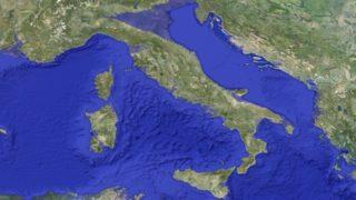 penisola-italiana-cambiamenti-climatici