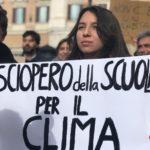 """Clima, """"Fridays for future"""" la voce dei ragazzi. Sciopero globale 15 marzo 2019"""