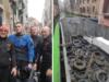 venezia gondolieri rifiuti