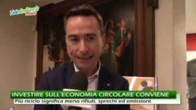 """INVESTIRE SULL'ECONOMIA CIRCOLARE CONVIENE, LE 10 """"PROPOSTE PRATICHE"""" DI LEGAMBIENTE"""