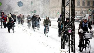 bici neve finlandia