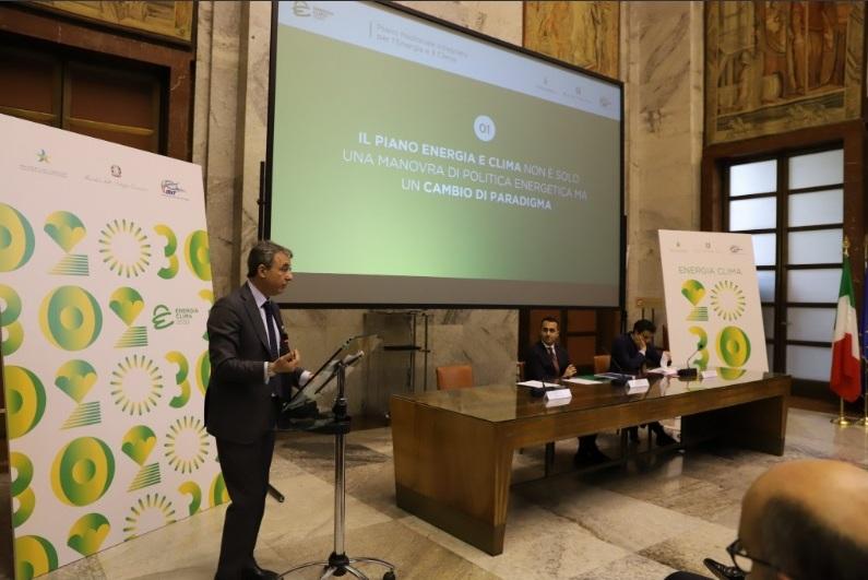 Energia e Clima, on line la piattaforma per la consultazione dei cittadini e degli stakeholder