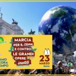 Clima, in marcia a Roma il 23 marzo. Siamo ancora in tempo