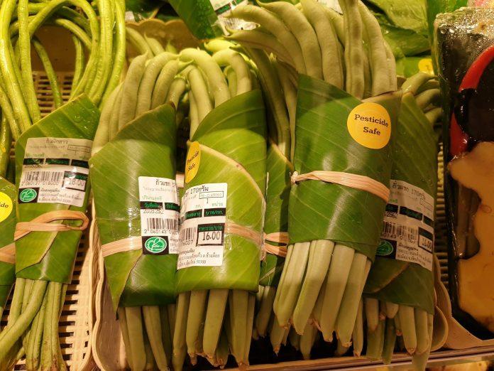 Plastica, come eliminare gli imballaggi? Utilizzando le foglie di banano