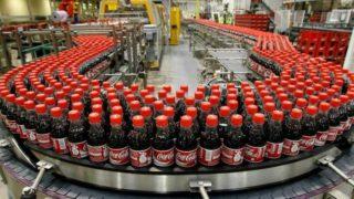 plastica coca cola