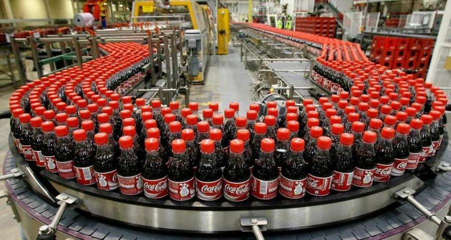 Plastica, Coca Cola produce 3mln di tonnellate di plastica all'anno