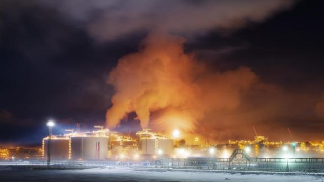 cambiamenti climatici russia