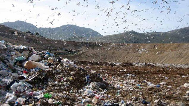 rifiuti discariche italia
