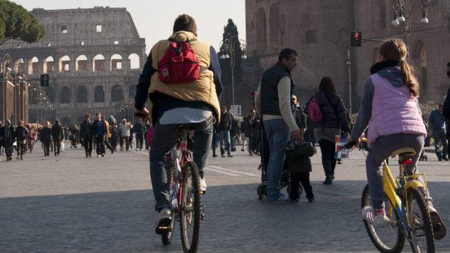 roma domenica ecologica