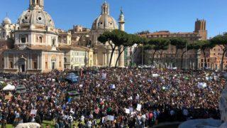 clima sciopero roma