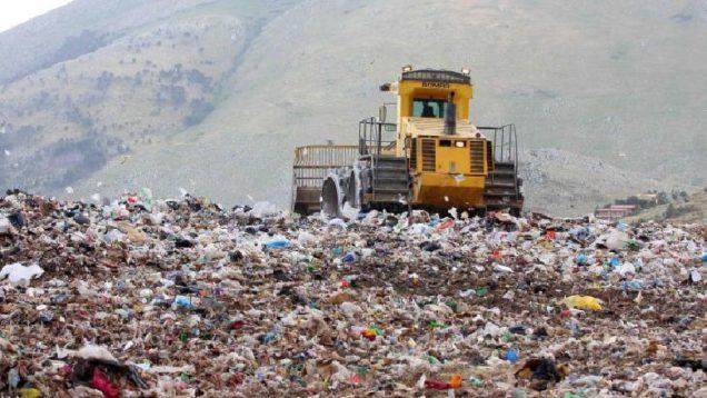 rifiuti discariche mappa