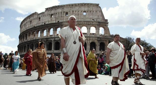 Natale di Roma, tutti gli eventi in programma per il 2772° compleanno della Capitale