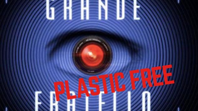 grande fratello plastic free