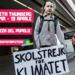 Greta Thunberg a Roma, tutti gli appuntamenti nella capitale con la giovane attivista svedese