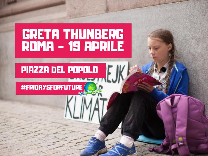 Risultati immagini per roma, Greta in Senato