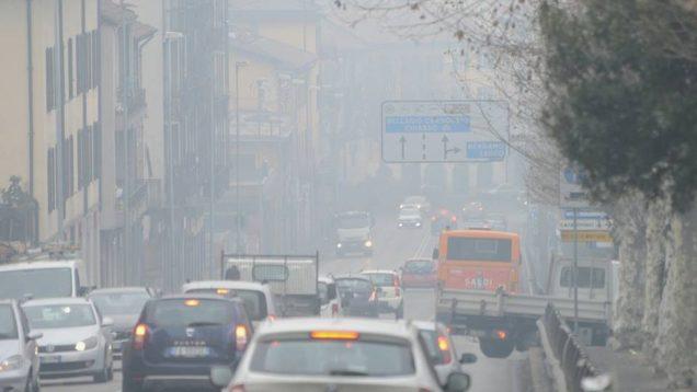 smog mal'aria legambiente
