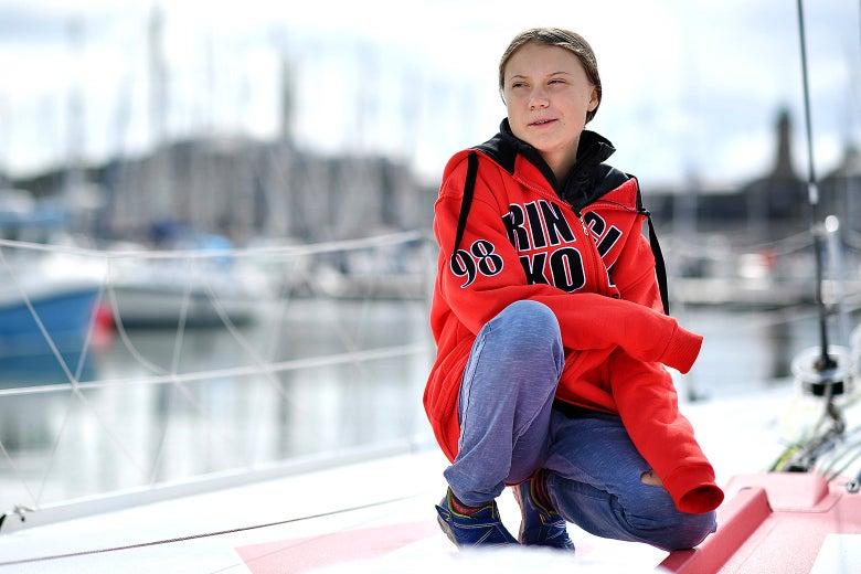 Chi è Greta Thunberg? La storia della giovane attivista svedese