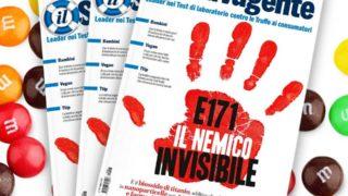 E171 nanoparticelle