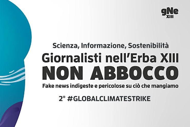 Giornata nazionale di Giornalisti Nell'Erba, #GNE2019. Scienza, informazione e sostenibilità